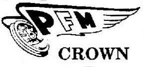 PFM Crown logo
